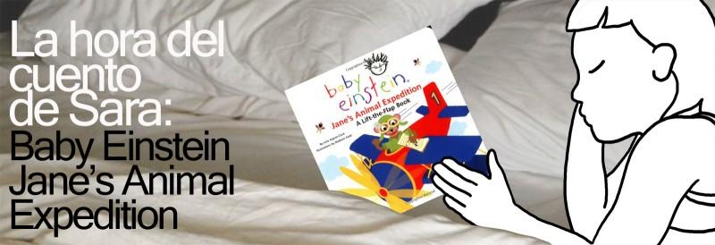 Baby-Einstein-Jane's-Animal-Expedition-Valencia-Peque-Universo