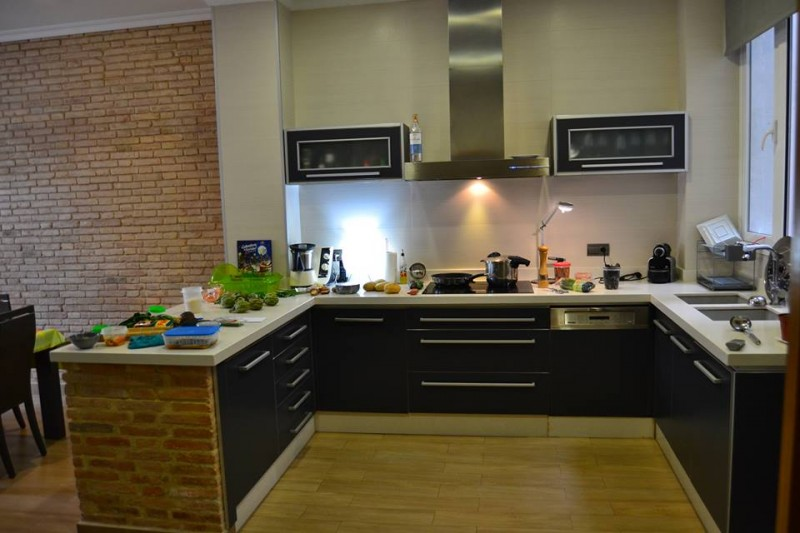 Cocina Patch Brown