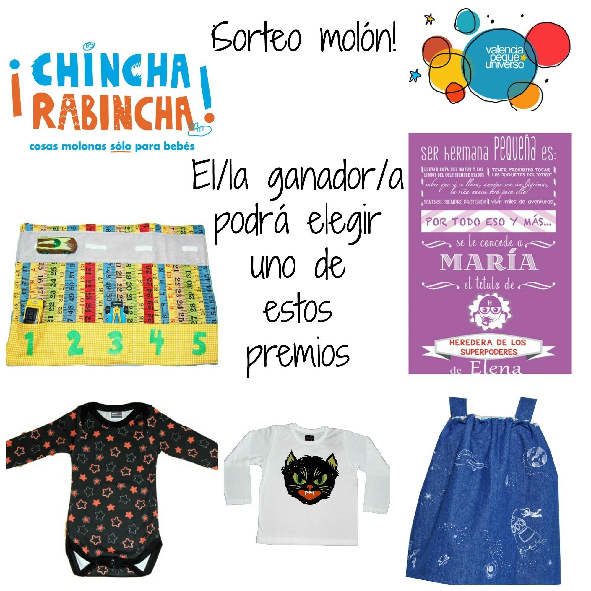 Sorteo Chincha Rabincha