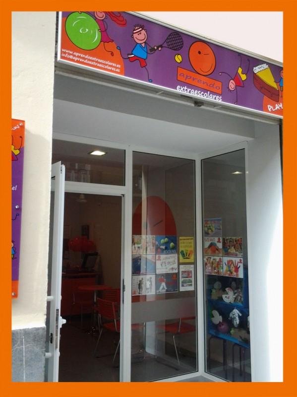Puerta-Local