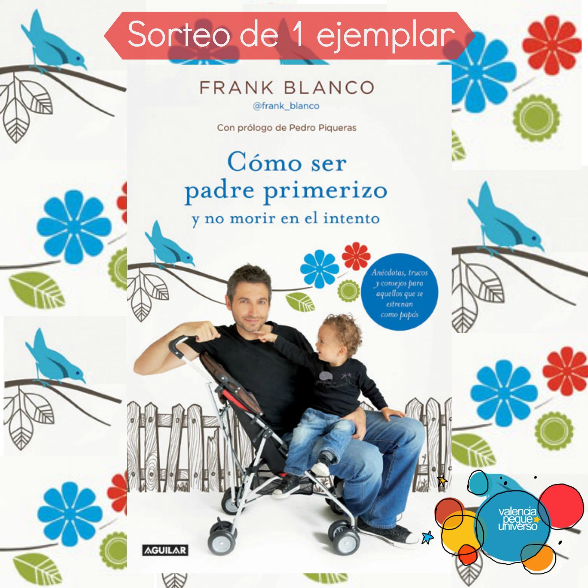 Sorteo 5 Frank Blanco
