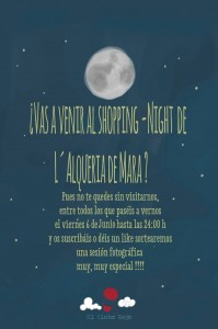 open night El Glono rojo