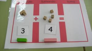 Materiales Montessori caseros