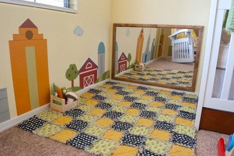 Espacios montessori valencia peque universo for Cuartos para ninas montessori
