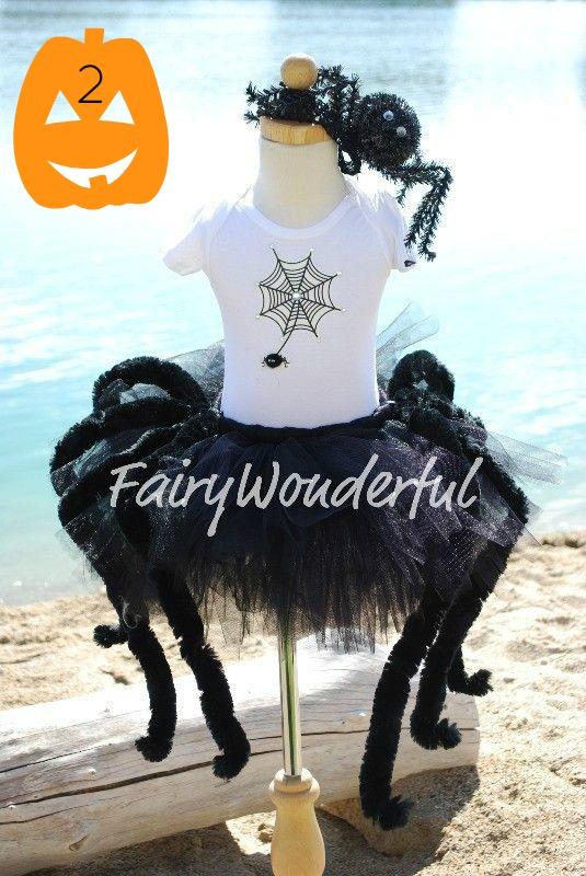 10 disfraces para Halloween Araña
