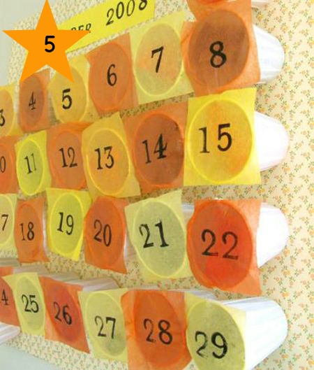calendario de adviento 5