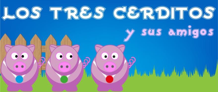 Los Tres Cerditos. Valencia Peque Universo.